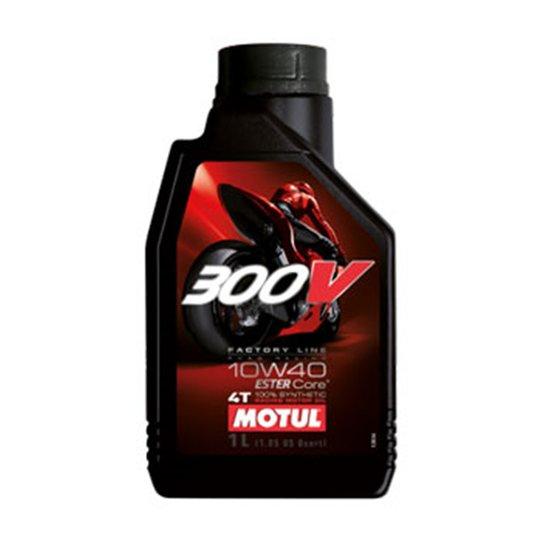 MOTUL 300V 10W-40